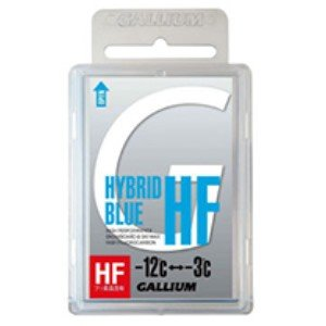 外遊びグッズ ガリウム ハイブリッドHF SW2151 ワックス -12度から-3度(全雪質) 50g BLUE|naturum-outdoor
