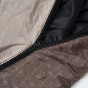 封筒型シュラフ ハイランダー 2in1 洗える3シーズンシュラフ(5度&15度対応)|naturum-outdoor|06