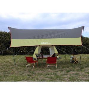 タープ・シェルター TENT FACTORY ヘキサゴンタープUV470(シルバーコーティング加工済) naturum-outdoor 04