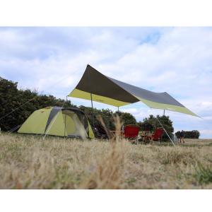 タープ・シェルター TENT FACTORY ヘキサゴンタープUV470(シルバーコーティング加工済) naturum-outdoor 05