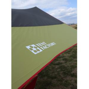 タープ・シェルター TENT FACTORY ヘキサゴンタープUV470(シルバーコーティング加工済) naturum-outdoor 06