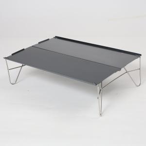 アウトドアテーブル ノーブランド 軽量アルミテーブル|naturum-outdoor