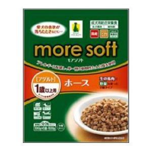 食器&フード アドメイト more soft(モアソフト) ホース アダルト 600g