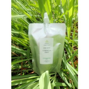 石垣島産  シトロネラグラス蒸留水  200ml アルミパウチ入り|nauhia-herb
