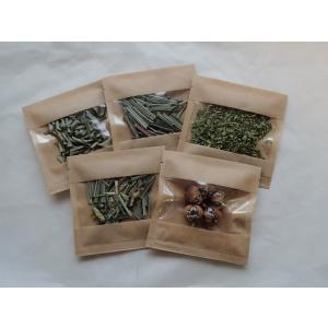 はじめての方に お試し5種類セット nauhia-herb