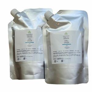 石垣島産 月桃蒸留水 月桃水 アルミパウチ入り500ml 2個セット|nauhia-herb