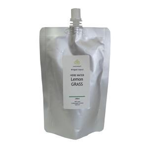 nauhiaherb 石垣島産 レモングラス蒸留水 200ml アルミパウチ入り レモングラスハーブウォーター|nauhia-herb