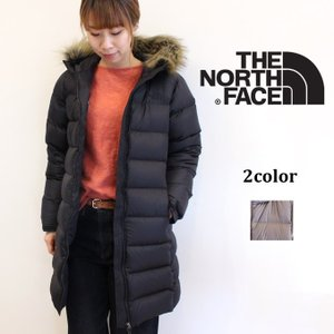 THE NORTH FACE(ザノースフェイス) NUPTSE LONG COAT ヌプシロングコート レディース ダウンコート 2color|naval-sendai