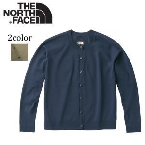 THE NORTH FACE(ザ・ノースフェイス)GLOBEFIT CARDIGAN グローブフィットカーディガン レディース NTW11823|naval-sendai