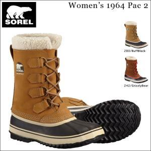 SOREL(ソレル)Womens 1964 Pac2 1964パック2 ウィメンズ|naval-sendai