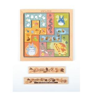 となりのトトロ 木のタイルパズルの関連商品6