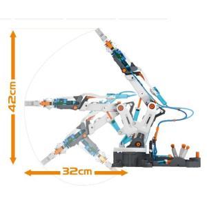 エレキット ELEKIT 水圧式ロボットアーム...の詳細画像2