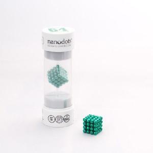 ナノドッツ【国内正規品】 Nanodots 64 Green (64個、カラー:グリーン ) SET...