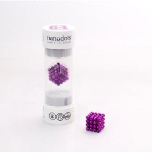 ナノドッツ【国内正規品】 Nanodots 64 Purple (64個、カラー:パープル ) SET064-PR5S|navi-p-com-online