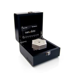 ナノドッツ【国内正規品】 Nanodots 1260 Silver  (1260個、カラー:シルバー ) SET12K-ST5S|navi-p-com-online