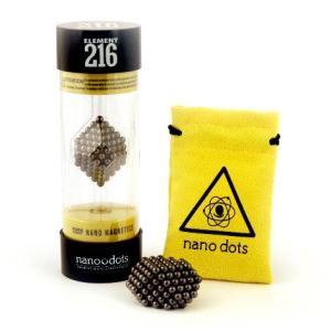 ナノドッツ【国内正規品】 Nanodots 216 Black  (216個、カラー:ブラック ) SET216-BK5S|navi-p-com-online