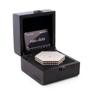 ナノドッツ【国内正規品】 Nanodots 2160 Silver (2160個、カラー:シルバー ...
