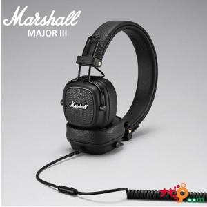 Marshall Major III ZMH-04092182 マーシャル ヘッドホン ブラック