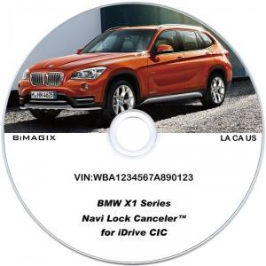 BMW カーナビ・テレビアンロックソフト X1シリーズ...
