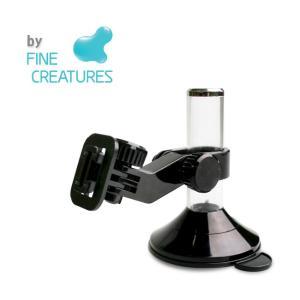 FineGPS iQ7000専用車載用吸盤スタンド|naviquest-shop