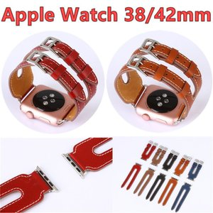 Apple Watch 38mm 42mm 交換バンド 本革...