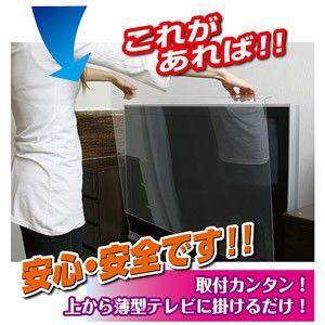 薄型テレビ保護パネル 42インチ(42型) nayami-kaiketu