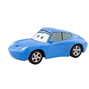 US版  ディズニー カーズ  サリー 大きさ(約9センチ) Sally Die Cast Car ...