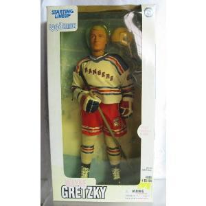 【OLD】ケナー社1998EDITION  NHLフィギュア★STARTING LINEUP WAYNE GRETZKY|nazca