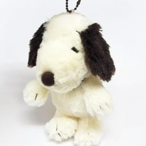 New Snoopy HUGHUG Snoopy Plush Doll S Mocha PRSN01030171 Peanuts Doll Japan