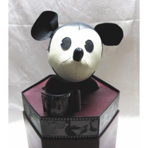 【得得セール】台湾101ビル限定75体★ミッキー マウス・レザードール|nazca