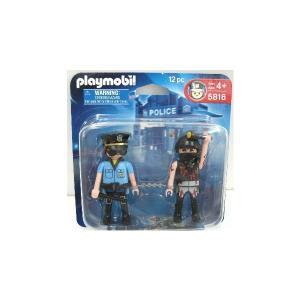 プレイモービル★警察官と泥棒 #5816|nazca