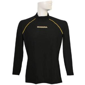 (ディアドラ) DIADORA/ロングスリーブインナーシャツ/ブラック/FP0307-99/簡易配送...