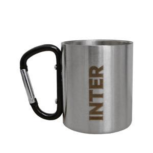 インテルのオフィシャルカラビナマグカップです。
