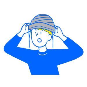 でるキャップ 防災頭巾|nct|08