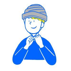でるキャップ 防災頭巾|nct|09