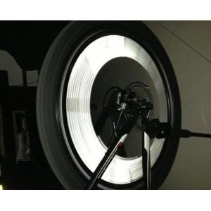 スポーク リフレクター 反射で安全 横からの視認性向上に 簡単装着 ポイント消費に|ndhci2014