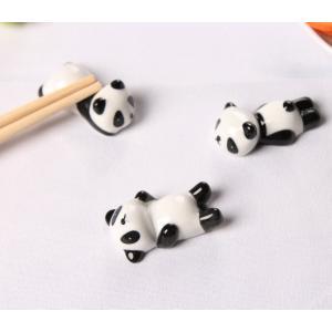 箸置き 寝そべるバンダ 大熊猫 2個セット|ndhci2014