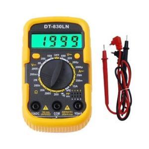 テスター マルチメーター デジタル式 小型・軽量・携帯用 DT-830LN ndhci2014