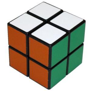 立体パズル キューブ型パズル 2×2×2 頭の体操 初級偏
