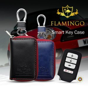 スマートキーケース FLAMINGO  ■商品詳細 材質    : PUレザー  ■カラー:(全6種...