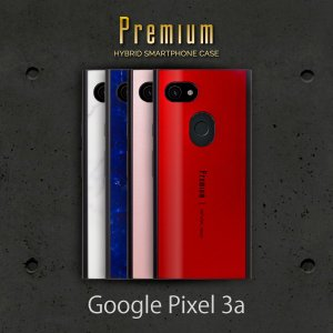 google pixel3a ケース グーグルピクセル3a ケース 耐衝撃 Googleピクセル3a 衝撃吸収 繊維ガラス 衝撃吸収 割れない スマホケース Premium|ndos