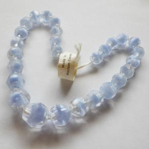 激レア WG.ストランド Givre' Light Blue ジボアライトブルー 合計27個 約26センチ タグ付き 1本|needlemama