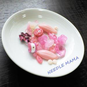 おすすめお買い得Set ピンク系a needlemama