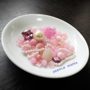 おすすめお買い得Set ピンク系e needlemama