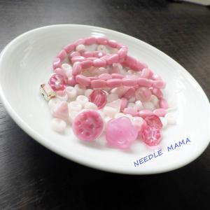 おすすめお買い得Set ピンク系l needlemama
