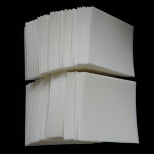 50 pro-Polish Polishing Pads USA製 ジュエリーのクリーニングと除去に最適 2インチx2インチ(51mm)個人輸入よりお得な50枚セット needlemama
