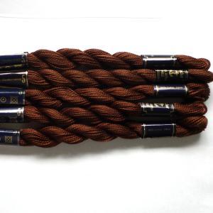 アンカー刺繍糸 テディベアの鼻や手足の刺繍に ミディアムブラウン 品番359番 5本1セット|needlemama