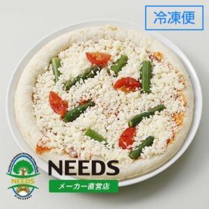 チーズピザ アスパラガスとベーコンのピザ 北海道 十勝 チーズ工房NEEDS(メーカー直営店)|needs-tokachi