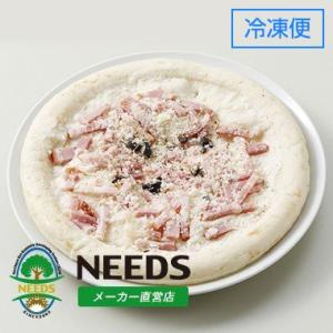チーズピザ ピザクリームチーズ&ベーコン 北海道 十勝 チーズ工房NEEDS(メーカー直営店)|needs-tokachi