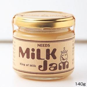 ミルクジャム140g 乳製品 お土産 北海道 十勝 チーズ工房NEEDS(メーカー直営店)|needs-tokachi|03